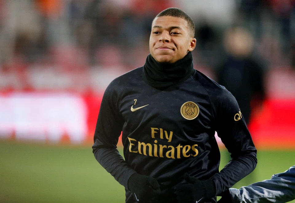 Mbappe Fined U00a3150k By PSG Amid Madrid Interest