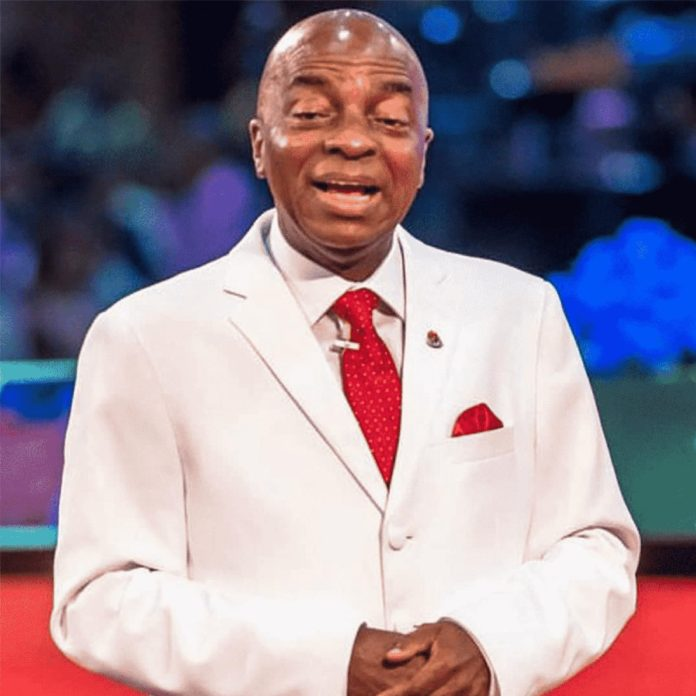 Oyedepo defends sack of pastors, says 'they're unfruitful'