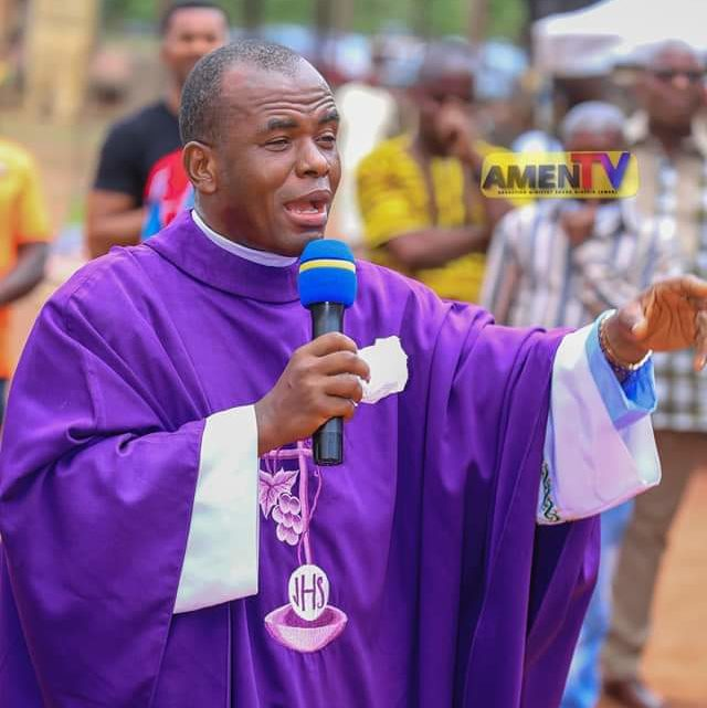 BREAKING: Catholic church bans Mbaka from partisan politics