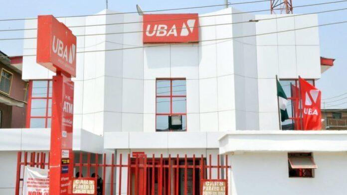 UBA's half-year profit grows by 33% to N76.2billion