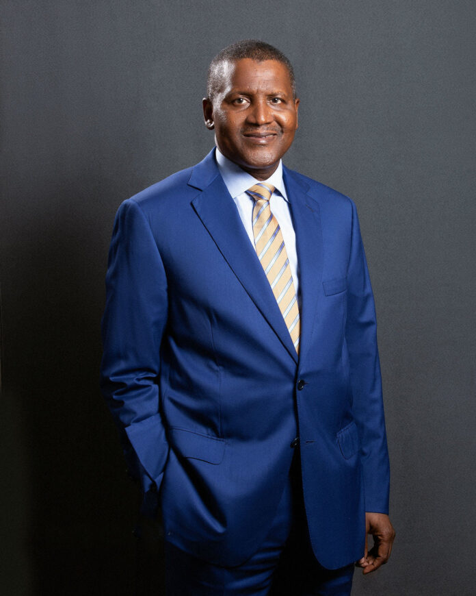 Dangote makes Nigeria third-highest country in terms of urea capacity additions