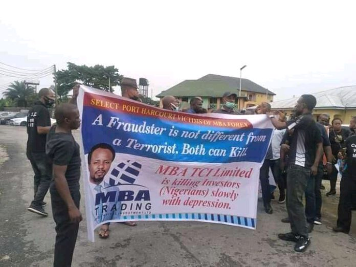 MBA Forex victims ask Oyakhilome to return investors' money