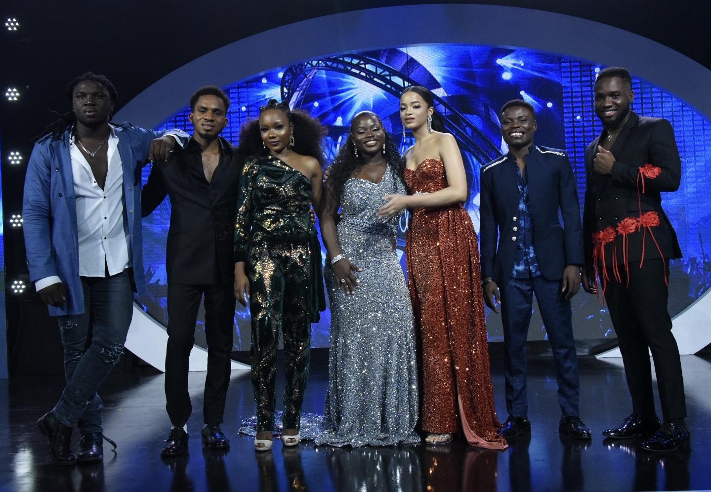 Nigerian Idol: Contestants deliver colourful performances as Daniel exits