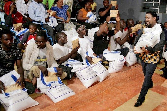 TB JOSHUA AND RUMAAFRICA IN TANZANIA: WHO IS TB JOSHUA