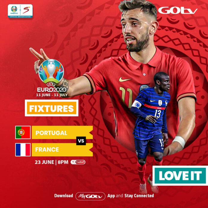 UEFA Euro 2020: Group stage final matches live on DStv and GOtv