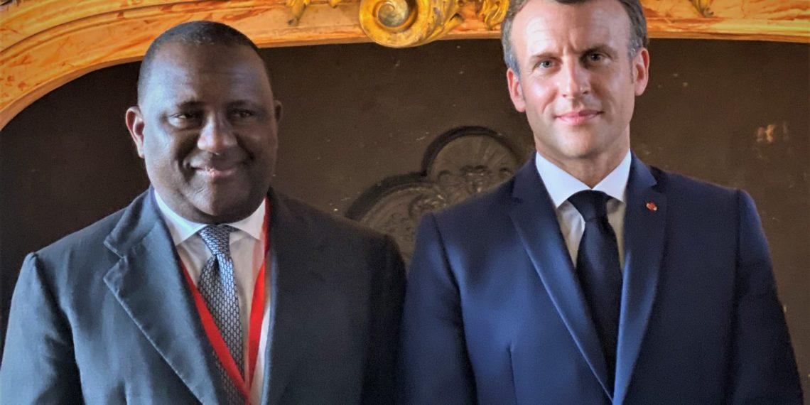 Macron inaugurates France-Nigeria business council