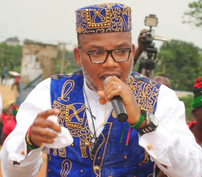 REVEALED: How Nnamdi Kanu was lured with cash 'donation' and arrested