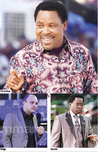 Battle to succeed T.B Joshua gets messier, Briton, Senegalese top list
