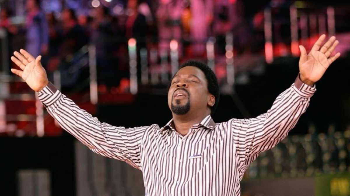 T.B Joshua: The controversial pastor adored by many