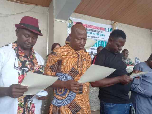 Be law abiding, the new Anambra TOAN chairman tells members