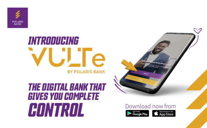 Polaris Bank launches 'Refer & Win' reward for VULTe users