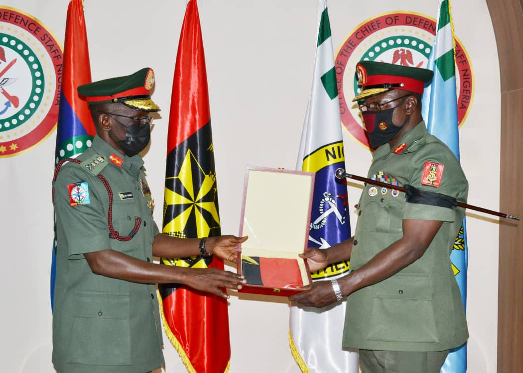 DHQ: No general has retired over Yahaya's appointment as army chief
