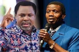 Finally! Pastor Adeboye speaks on Prophet T.B Joshua's death