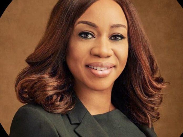 BREAKING: GTBank appoints Miriam Olusanya as first female managing director