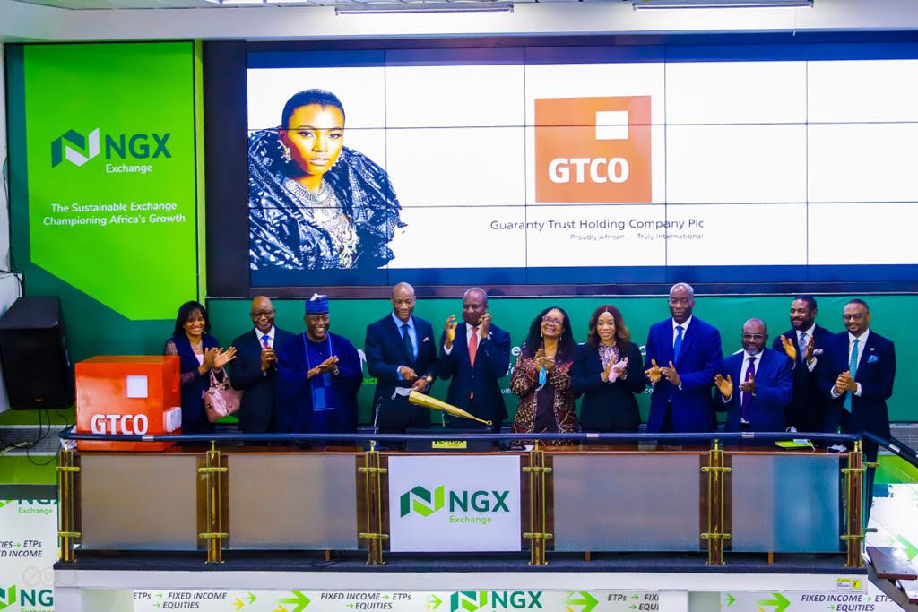 Positioned for growth: GTBank completes corporate reorganisation