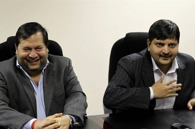 Interpol launches manhunt for Indian businessmen 'Gupta brothers'