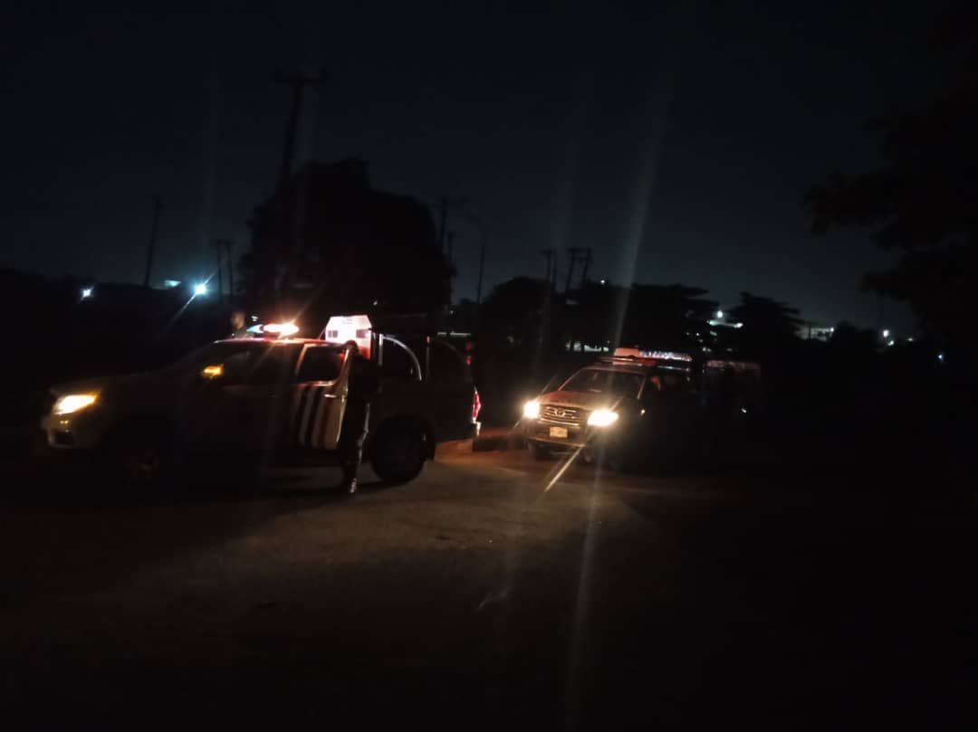 Darkness hit Lagos roads as Sanwo-Olu fails to deliver on street lights