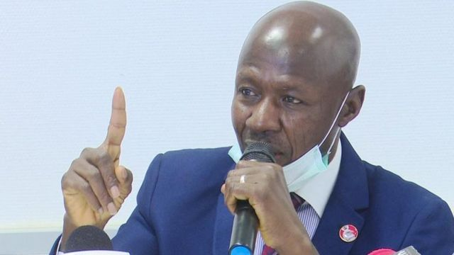 Police Service Commission promotes officers, drops Ibrahim Magu