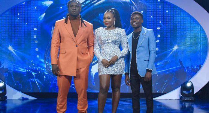 Nigerian Idol: Cobhams Asuquo hails top three contestants