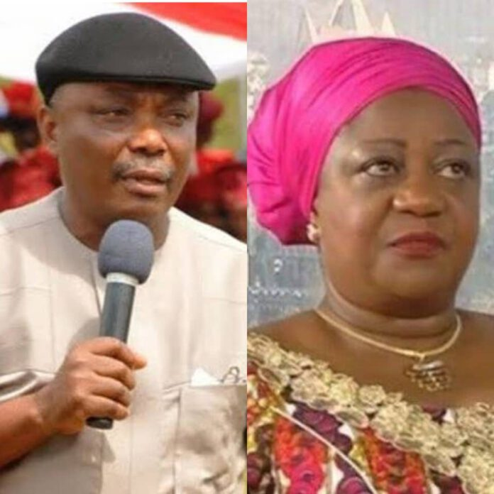 Court fix date to hear Nwaoboshi's N1bn 'defamation' suit against Onochie