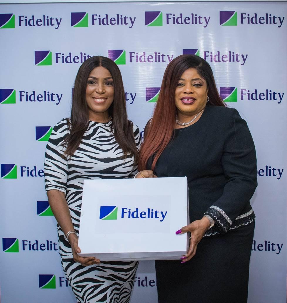 Women In Leadership: Linda Ikeji pays courtesy visit to Fidelity Bank MD
