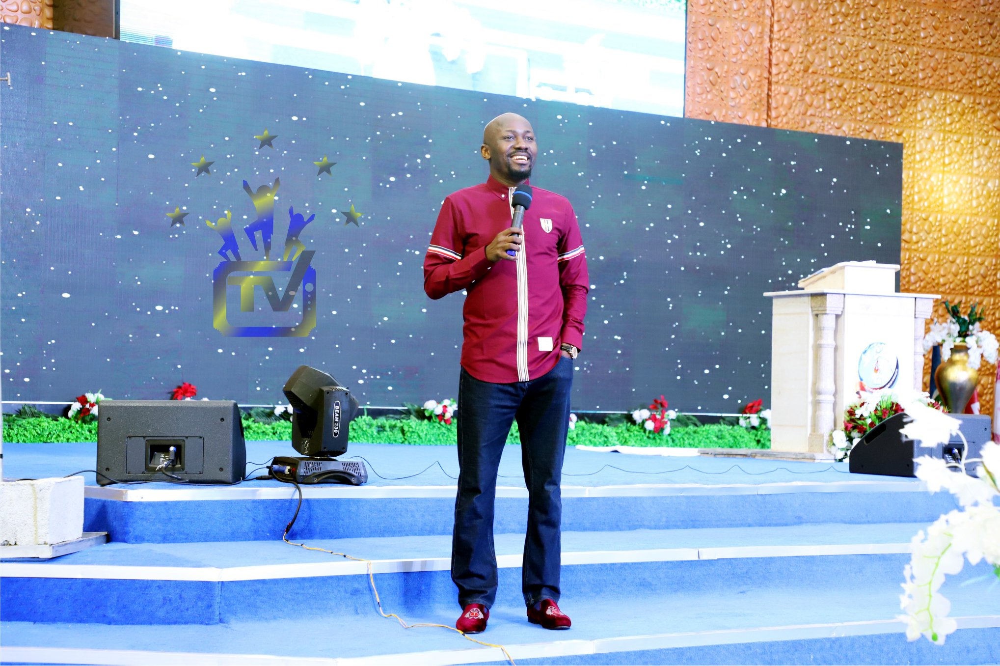 Apostle Suleman: On a mission to restore dignity, honour to the church