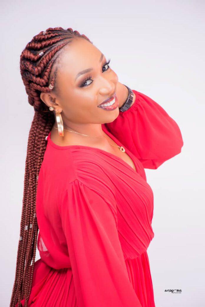 Unveiling ace Gospel Music Singer, Echolina launches maiden album Oct. 25