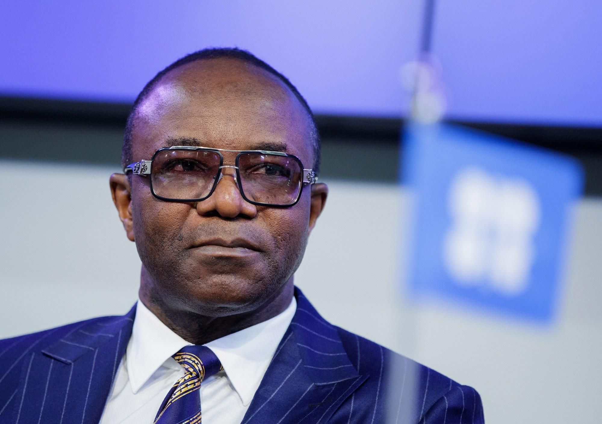 U.S. accuses ex-minister Ibe Kachikwu smuggling stolen Jaguar car from UK