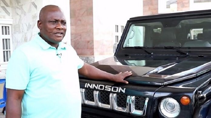 I pay over N40m every month for electricity –Innoson Chairman