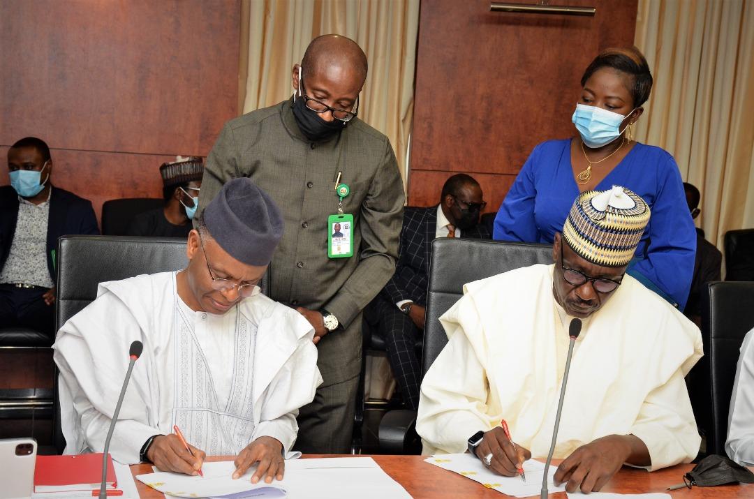 NNPC, KDSG, sign MoU on gas utilisation, expansion