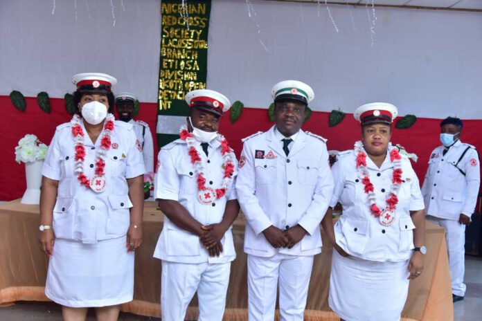Nigerian Red Cross Society names Chinwe Bode-Akinwande, others as patrons