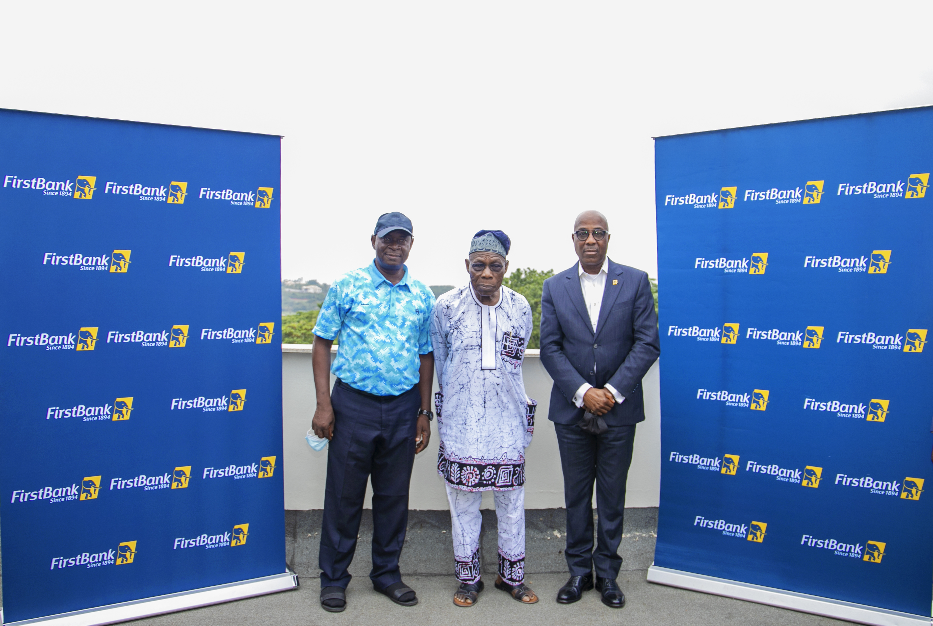 First Bank sponsors the 5th edition of Olusegun Obasanjo Golf tournament