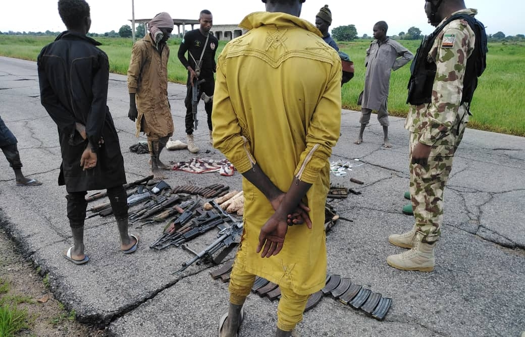 Military intensifies offensive operations against Boko Haram, ISWAP