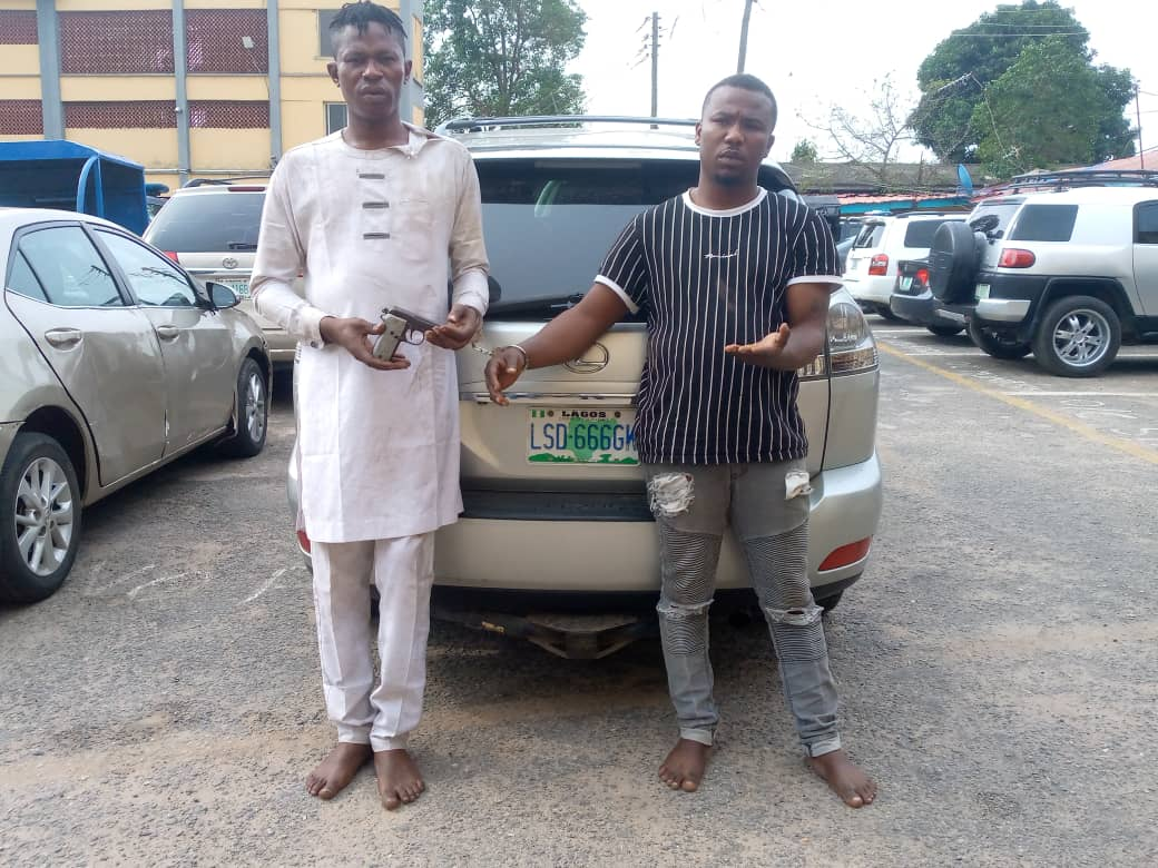 Odumosu moves to sustain Lagos peace, as command arrests robbery suspects