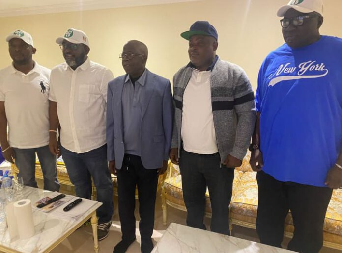 Lagos House visits Tinubu, says APC leader hale and hearty
