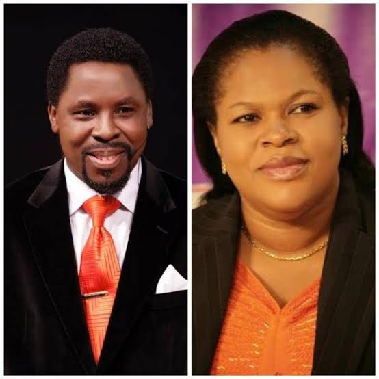 Court appoints T.B Joshua's wife as Synagogue Church's Trustee