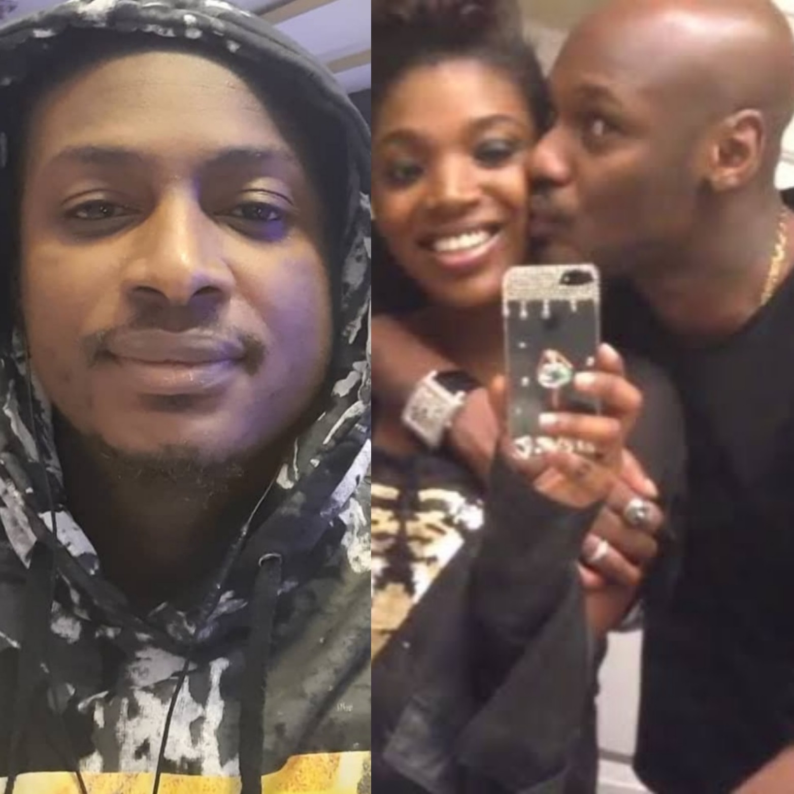 War of the Idibias: 2Face Idibia's brother continues to drag Annie